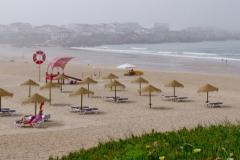 Pláž v Peniche