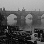PRAHA ZA SVÍTÁNÍ - Karlův most